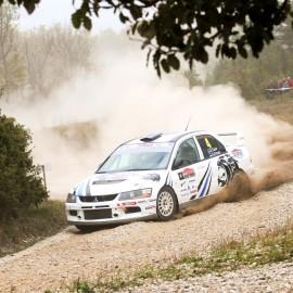 Saaremaa Rally Overall Hit!