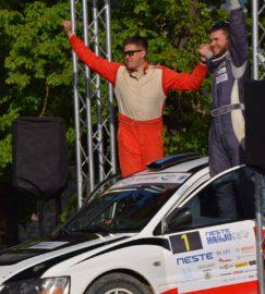 Победа Egon Kaur/Silver Simm иSpectrum NEO вЧемпионате Эстонии !